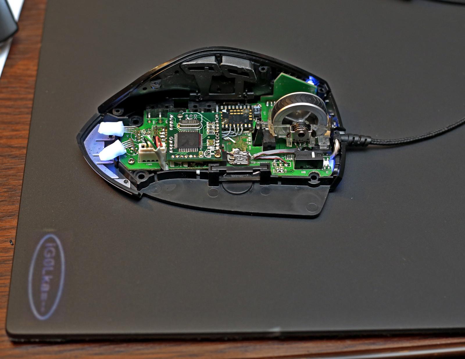 Как я делал W Mouse — игровую мышь с уникальными способностями