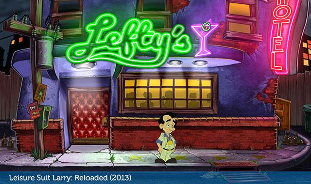 Как я переводил Leisure Suit Larry