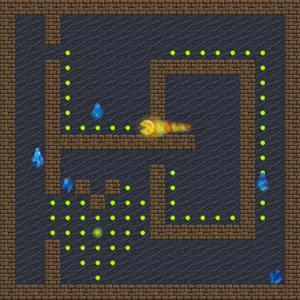 Как я писал Pacman'a и что из этого получилось. Часть 2