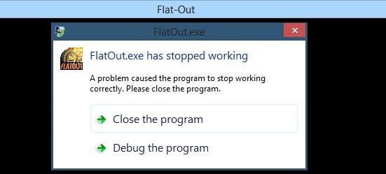 Как я писал фикс широкоэкранных разрешений для FlatOut