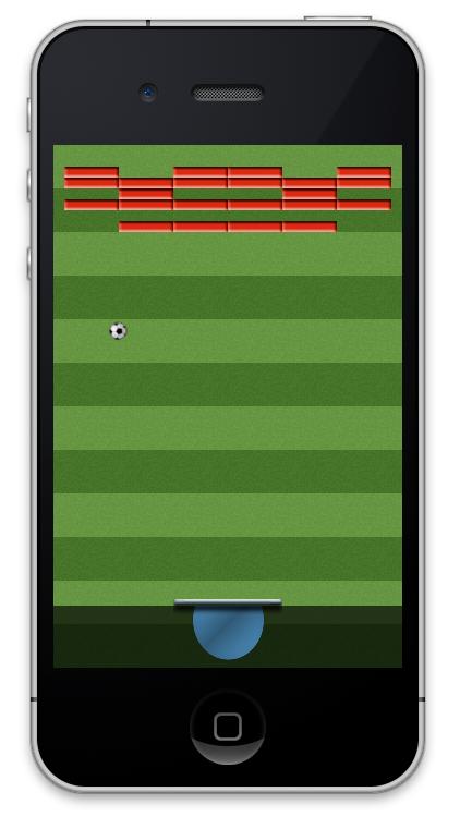 Как я писал Футболоид под iOS