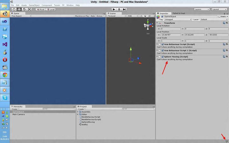 Как я подружил Unity3D и F#