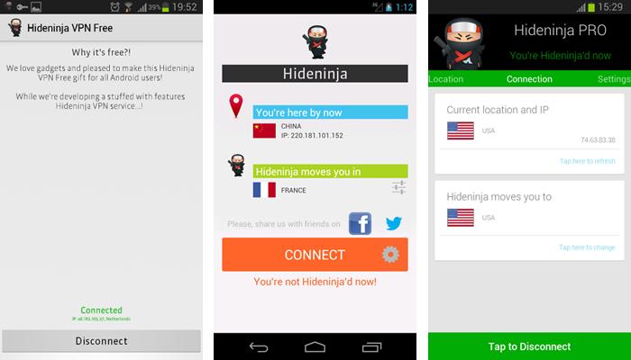 Как я запускал мобильное приложение Hideninja VPN (Часть 2): Путь до правильного UI, важность тестирования