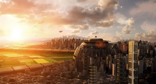 Каким будет мир в 2050?
