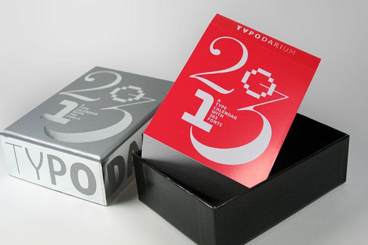 Календарь Typodarium 2013
