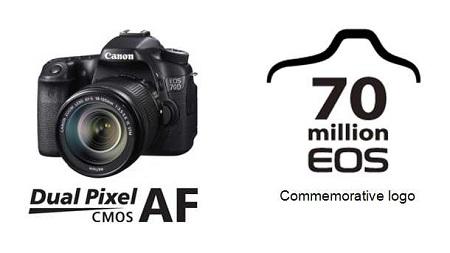 Объем выпуска сменных объективов семейства EF для камер Canon EOS тоже постоянно растет
