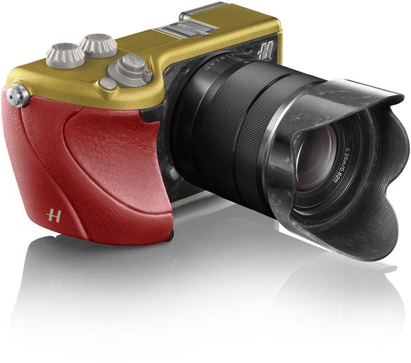 Камер Hasselblad Lunar Limited Edition выпущено всего 200 штук, каждая стоит 7200 евро