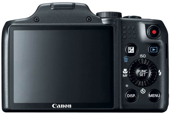Продажи Canon PowerShot SX170 IS должны начаться в сентябре