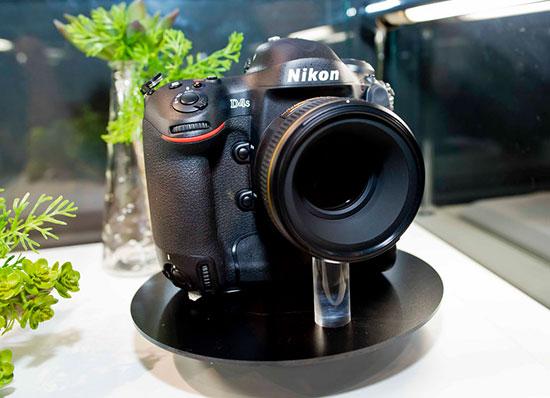 Камеру Nikon D4s можно было заметить на XXII Олимпийских зимних играх в Сочи