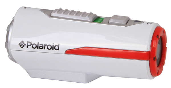 Камера Polaroid XS80 поддерживает съемку видео в формате Full HD