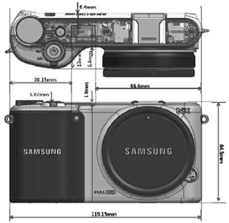 Камера Samsung NX2000