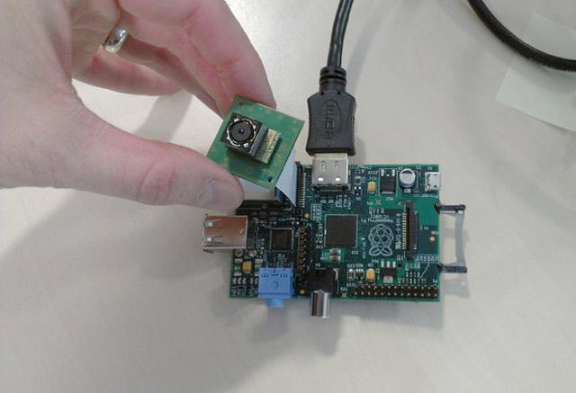 Камера модуль для Raspberry Pi будет стоить $25 и снимать FullHD видео