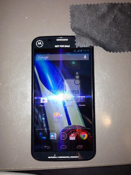 Motorola XT1056 (операторская версия смартфона Motorola Moto X)