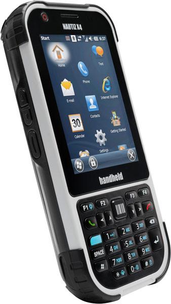 Основой Nautiz X4 служит процессор Texas Instruments AM3703