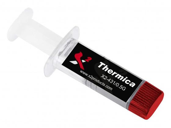 Начались продажи термопасты X2 Thermica