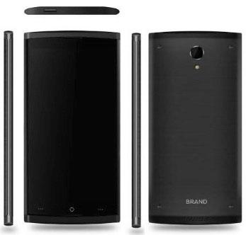 Возможно, так будет выглядеть самый тонкий смартфон в мире родом из Поднебесной