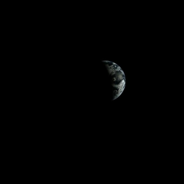 Китайское космическое агентство опубликовало новые снимки с Луны