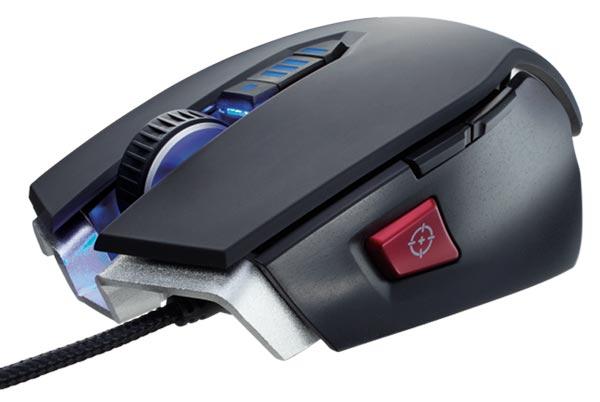 Клавиатура Corsair Vengeance K95 и мыши Vengeance M95 и M65 ориентированы на любителей игр