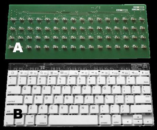 Microsoft Type–Hover–Swipe