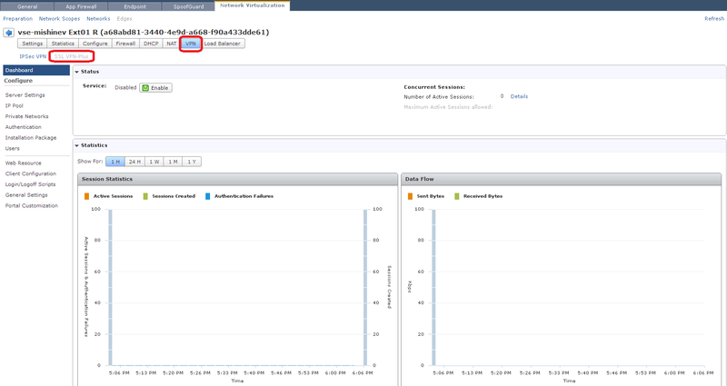 Клиентский VPN к VMware vCloud Director 5.1