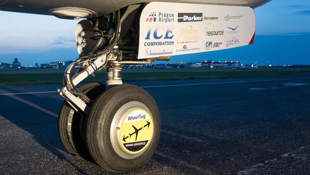 Колесо буксир сэкономит пассажирским авиакомпаниям миллионы долларов
