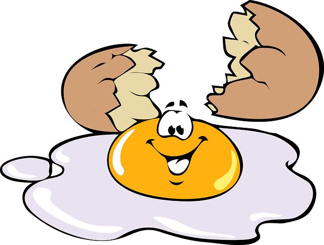 Командное приготовление яичницы