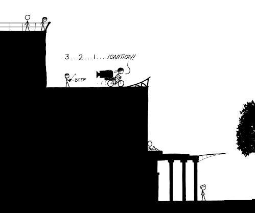 Комикс Xkcd на 13 гигапикселов