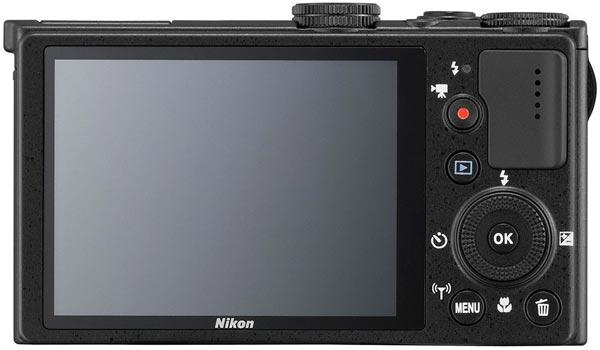 Максимальная диафрагма объектива компактной камеры Nikon Coolpix P340 равна F/1,8