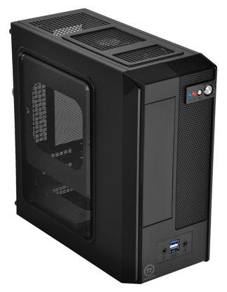 Компактный корпус Thermaltake SD101