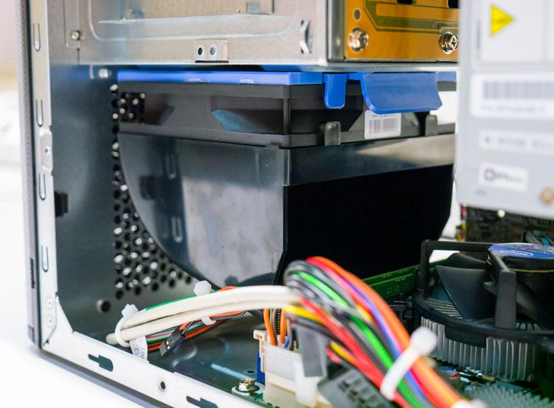 Компактный сервер ETegro Hyperion ES200 G4