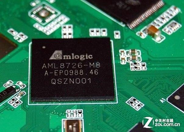 Компания AMLogic готовит к выпуску новую однокристальную платформу — AML8726 M8