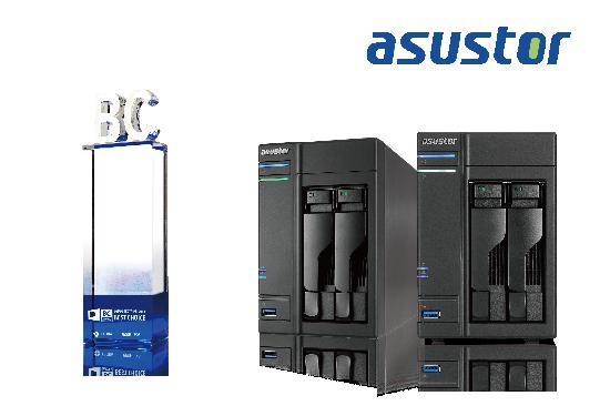Компания ASUSTOR участник выставки Computex 2013 и обладатель награды Best Choice