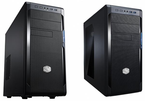 Cooler Master N300 и Cooler Master N500