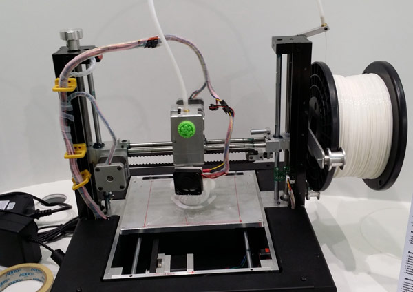 Со временем 3D-принтеры могут стать доступны широкому кругу потребителей