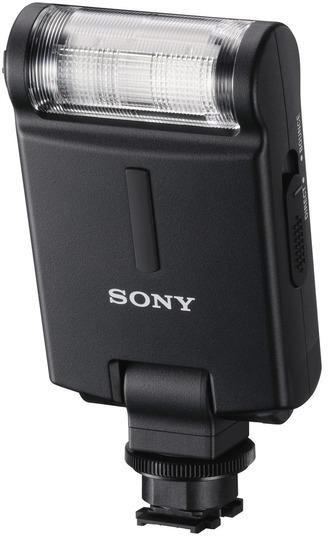 Компания Sony представила вспышку HVL-F20M и пульт дистанционного управления RM-VPR1