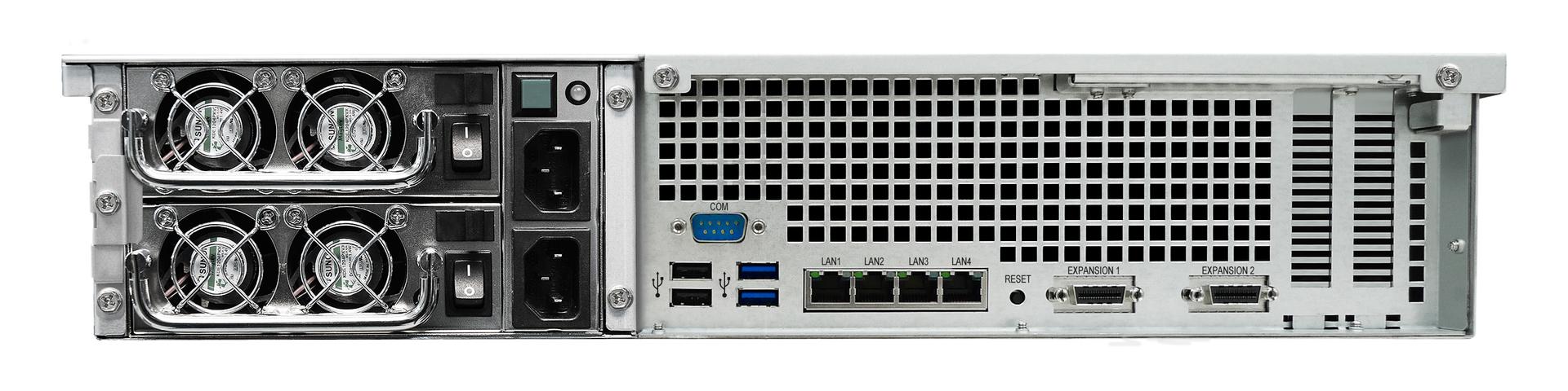 Компания Synology® представляет RackStation RS3614xs и RS3614RPxs. Оптимальная производительность и надежность для крупного бизнеса