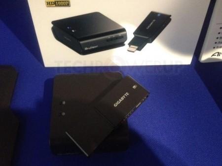 Беспроводной комплект GIGABYTE SkyVision WS100
