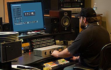 Компрессия в работе со звуком