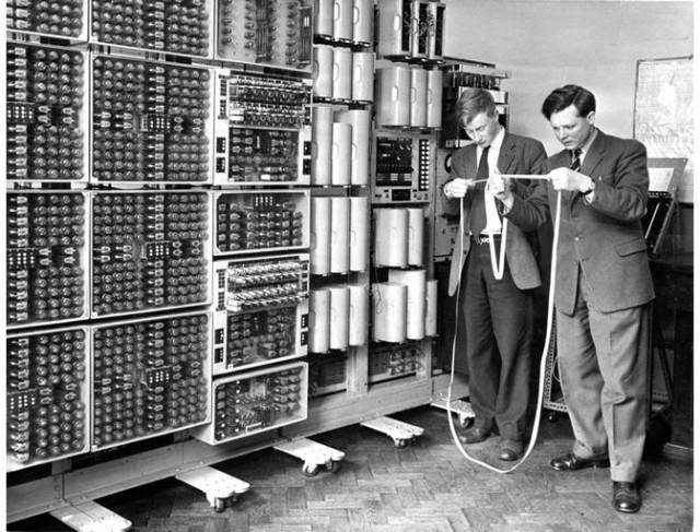 Компьютер 1951 года восстановлен и вступил в строй