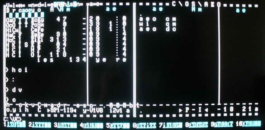 Компьютер ПЭВМ «Поиск». Электронмаш