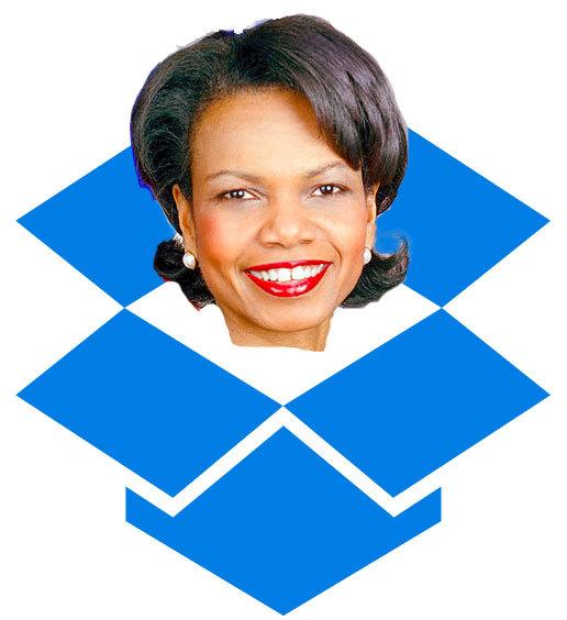 Кондолиза Райс присоединилась к совету директоров компании Dropbox