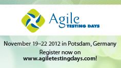Конференция Agile Testing Days в Постдаме (Германия) в Ноябре