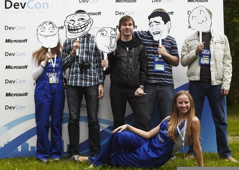 Конференция DevCon 2013 – два дня технического кайфа