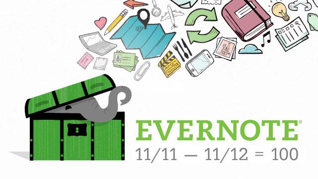 Конкурс для разработчиков: интегрируйте приложение с Evernote и обрадуйте первых пользователей премиум подписками