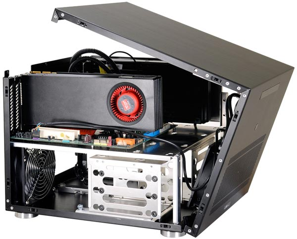 Рекомендованная розничная стоимость корпуса Lian Li PC-V358 — $139