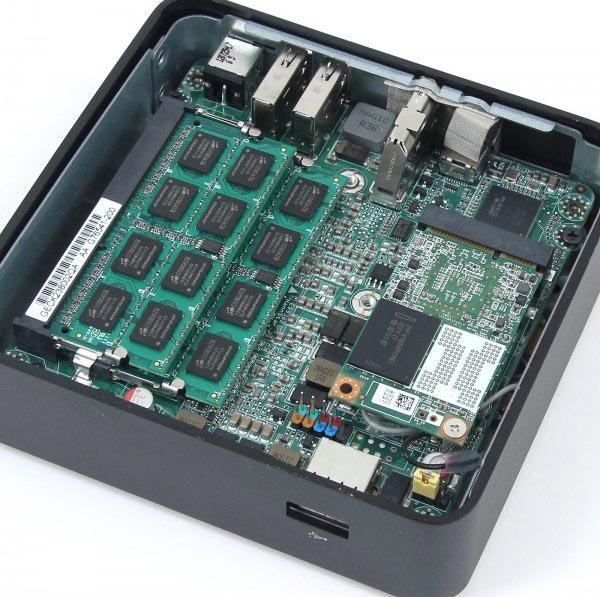 Конструкторы мини-ПК Intel NUC не справились с задачей охлаждения