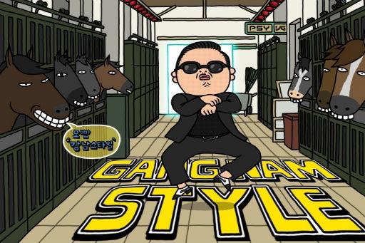 Корейское видео «Gangnam Style» бьет рекорды по просмотрам на YouTube