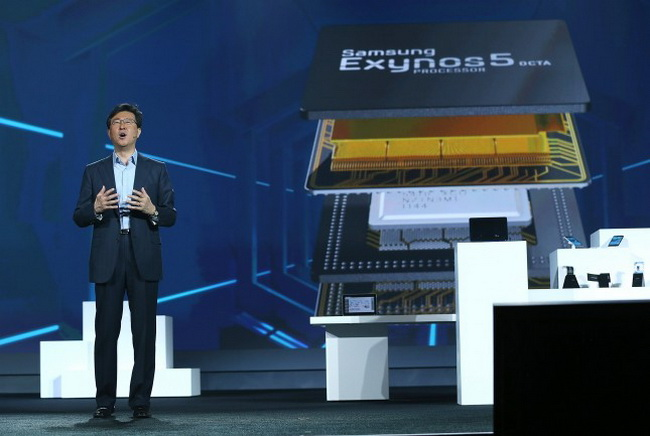 Коротко о новом: Samsung представила первый 8 ядерный процессор Exynos 5 Octa