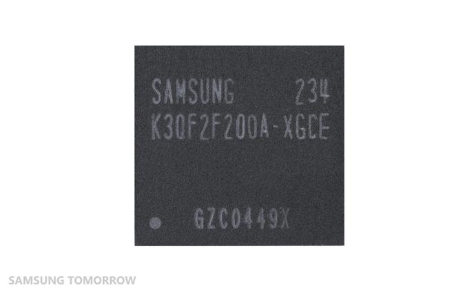 Коротко о новом: Samsung запускает в массовое производство третье поколение мобильной DRAM памяти LPDDR3