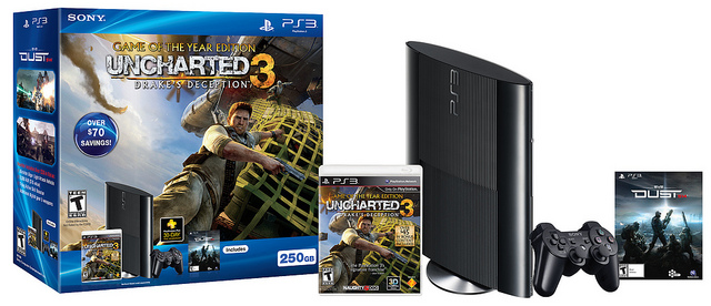 Корпорация Sony представила обновленную PlayStation 3